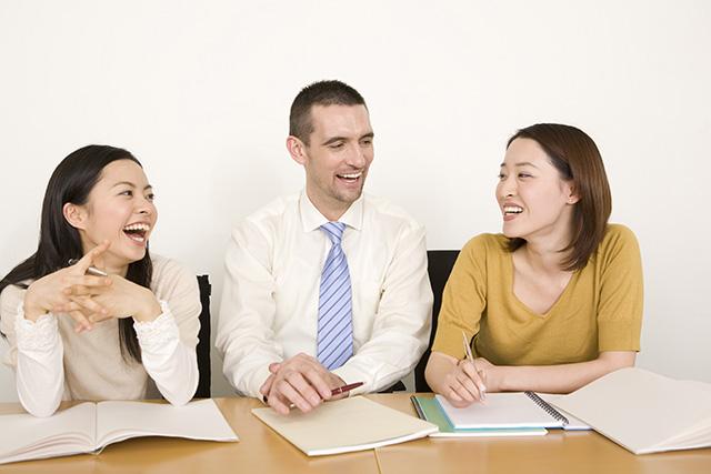 ビジネス英会話 対面レッスン